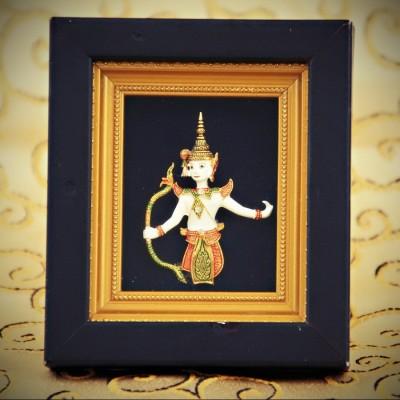 Cadre miniature Ramayana