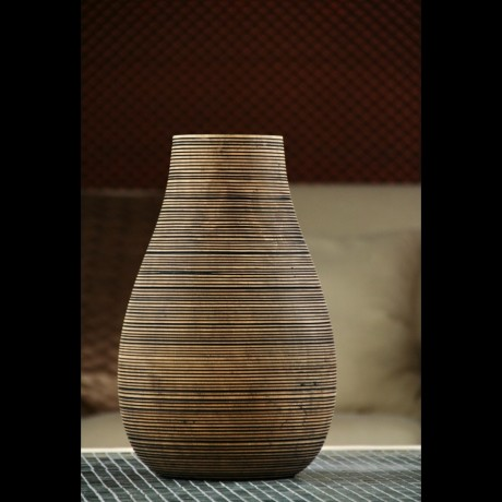 Vase en manguier Majesté