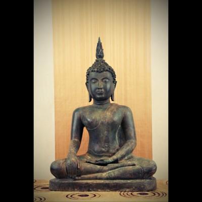 Bouddha 5771 Sukhothaï Bhumisparsa