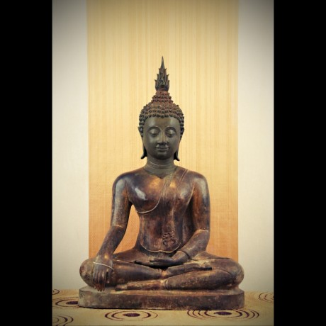bouddha sukhotha bhumisparsa thai. Black Bedroom Furniture Sets. Home Design Ideas