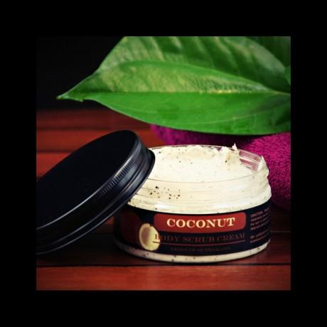 Crème de gommage Coco