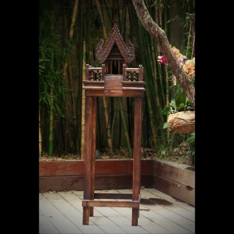 Maison des esprits tha landais thai for Acheter une maison en thailande