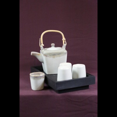 Services à thé d'Asie