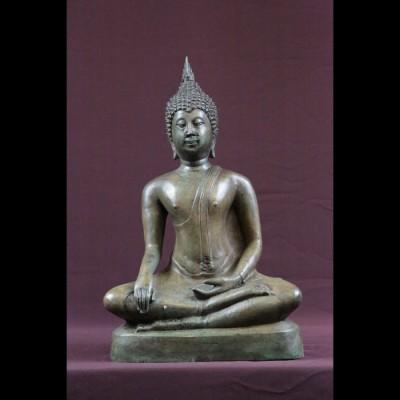 Bouddha bronze N°1