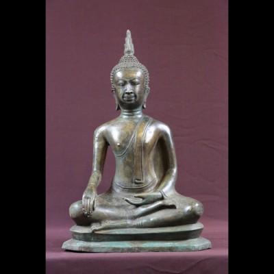 Bouddha bronze N°2