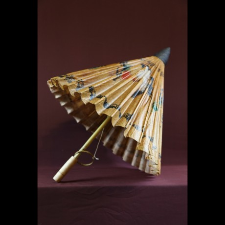 Ombrelle en papier grand format