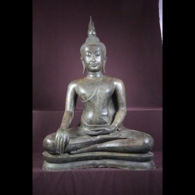 Grand Bouddha Bronze