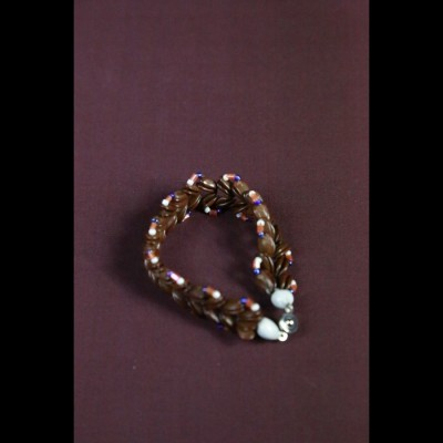 Bracelet thaï en graine
