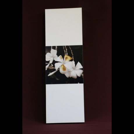 """Cadre Fleur """"Orchidée"""""""