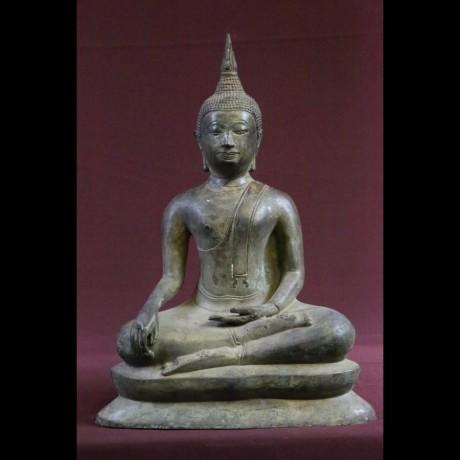 Bouddha Bhumisparsa Mudra 001
