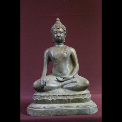 Bouddha Bhumisparsa Mudra 003