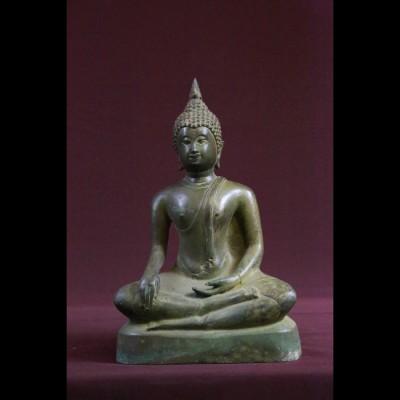 Bouddha Bhumisparsa Mudra PF