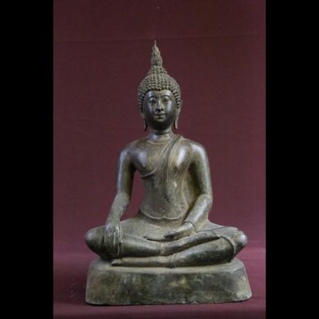 """Bouddha """"Bhumisparsa Mudra"""" Types"""