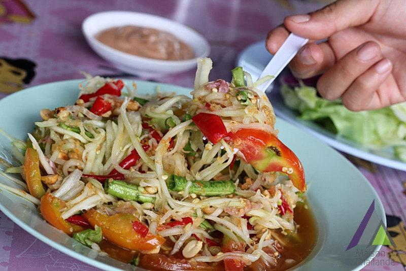 Cours de cuisine tha maison de la thailande for Ateliers de cuisine de la maison arabe